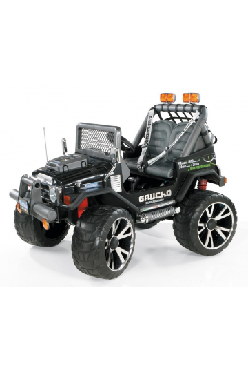 4X4 GAUCHO SUPER POWER 24 VOLTS