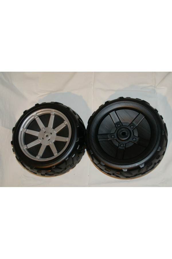 2 ROUES ARRIERES GAUCHO 12V 2014