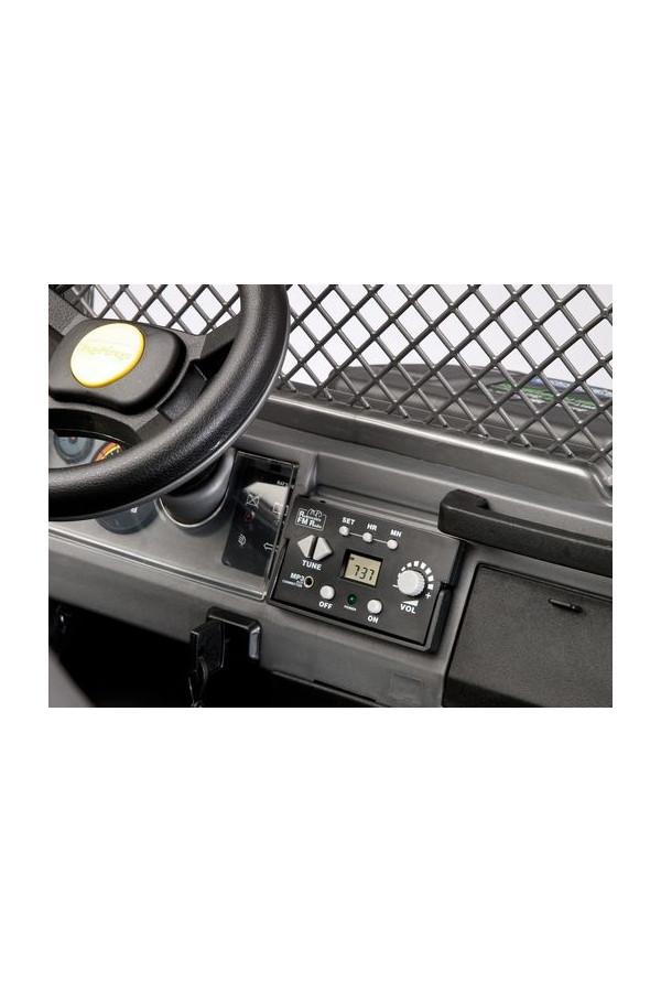 RADIO FM + PRISE MP3 GAUCHO 12V ET 24V TOUS MODELES