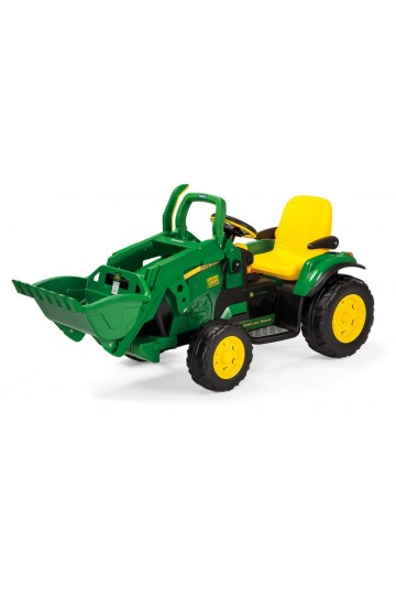 TRACTEUR JOHN DEERE GROUND LOADER