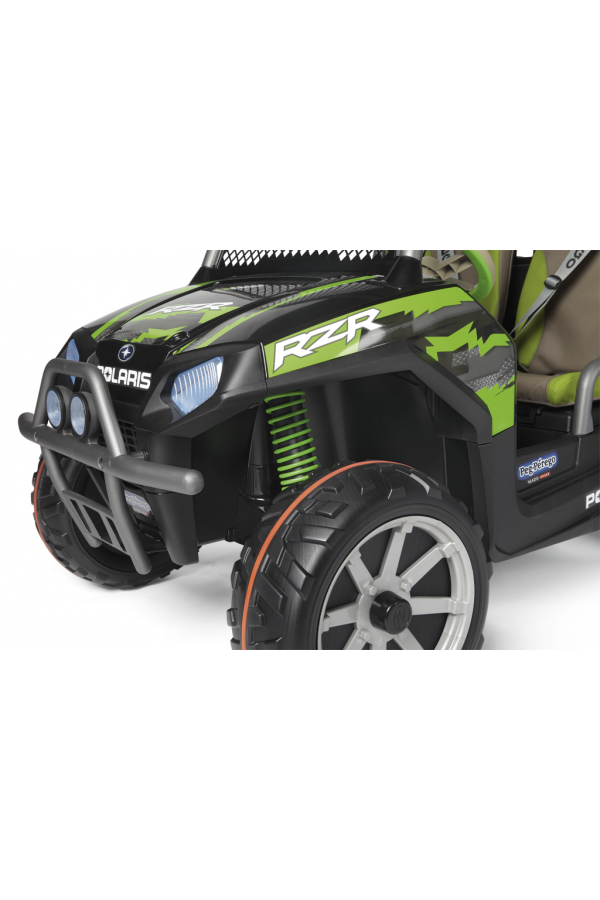 POLARIS RZR 24V GREEN SHADOW